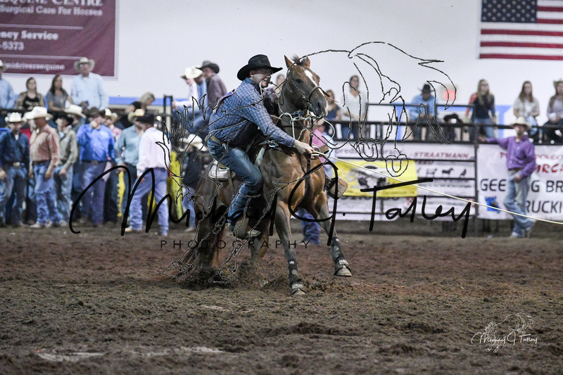 Michael Talley Mrca Finals Day 3 Over 40 Calf Roping To